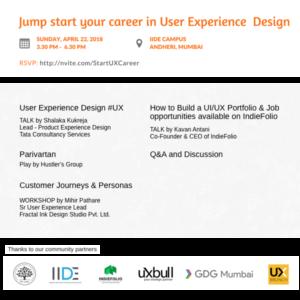 Jumpstart Your Career In Ux Design Indiefolio Events